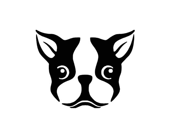Boston Terrier clipart #8, Download drawings