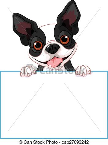 Boston Terrier clipart #7, Download drawings