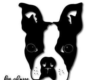 Boston Terrier svg #10, Download drawings