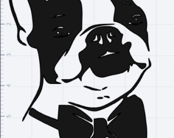 Boston Terrier svg #5, Download drawings
