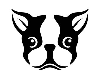Boston Terrier svg #220, Download drawings