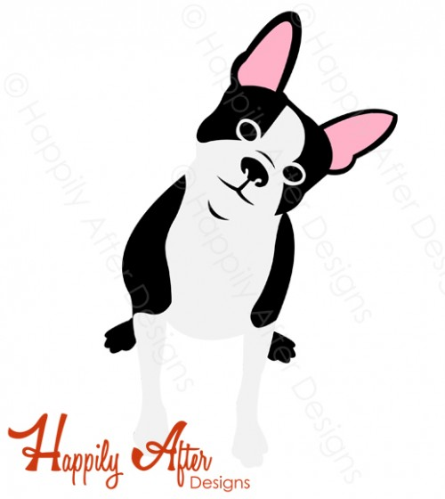Boston Terrier svg #224, Download drawings