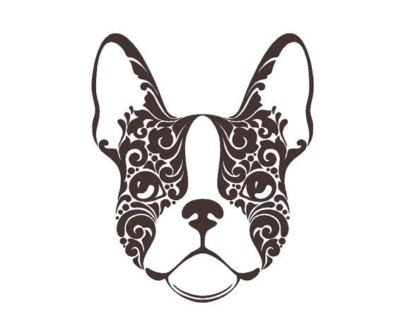 Boston Terrier svg #226, Download drawings