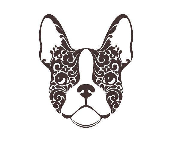 Boston Terrier svg #12, Download drawings