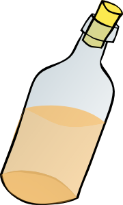 Bottle clipart #17, Download drawings