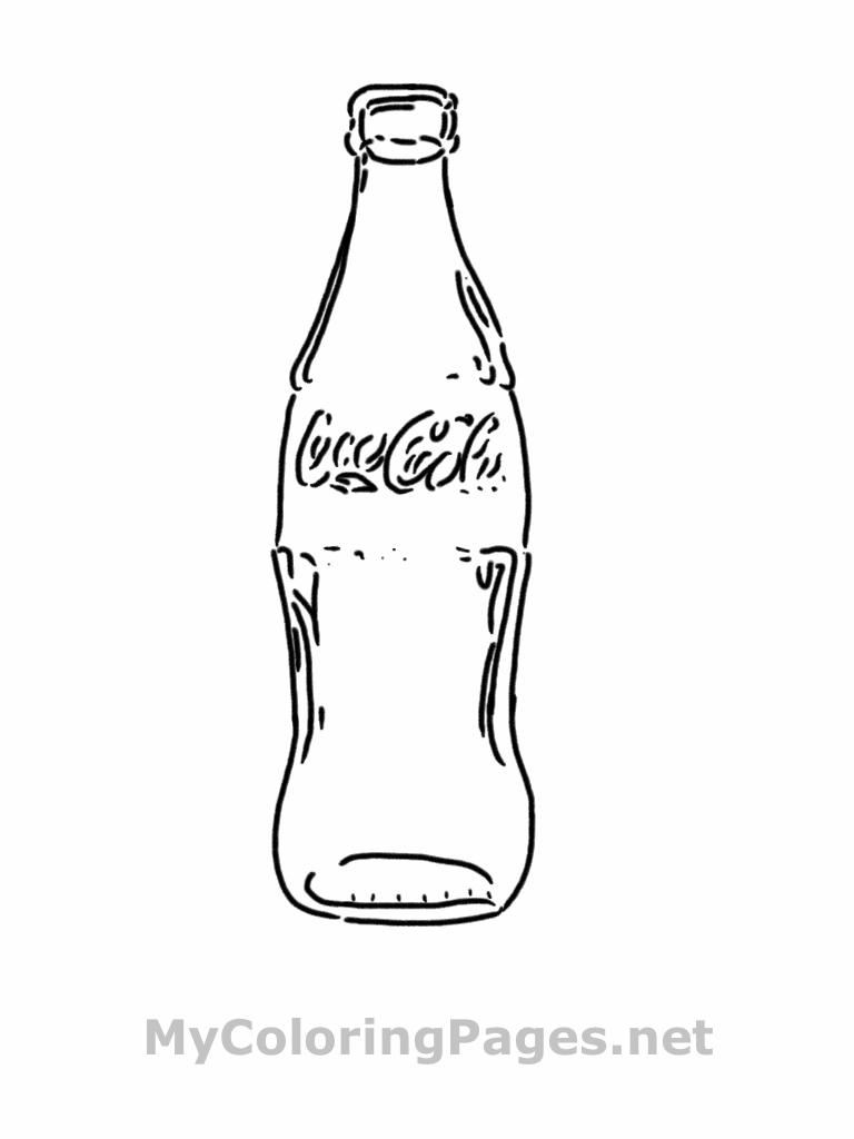 Coca Cola coloring #8, Download drawings