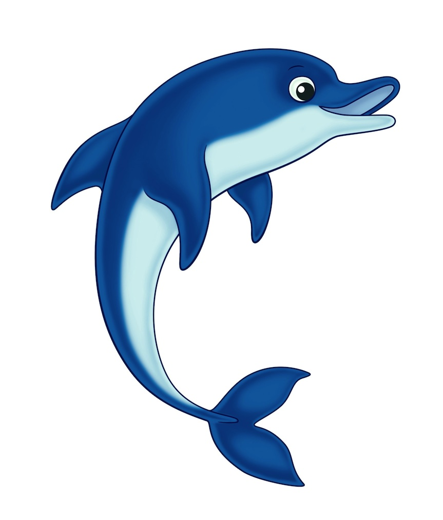 Dolphins clipart #7, Download drawings