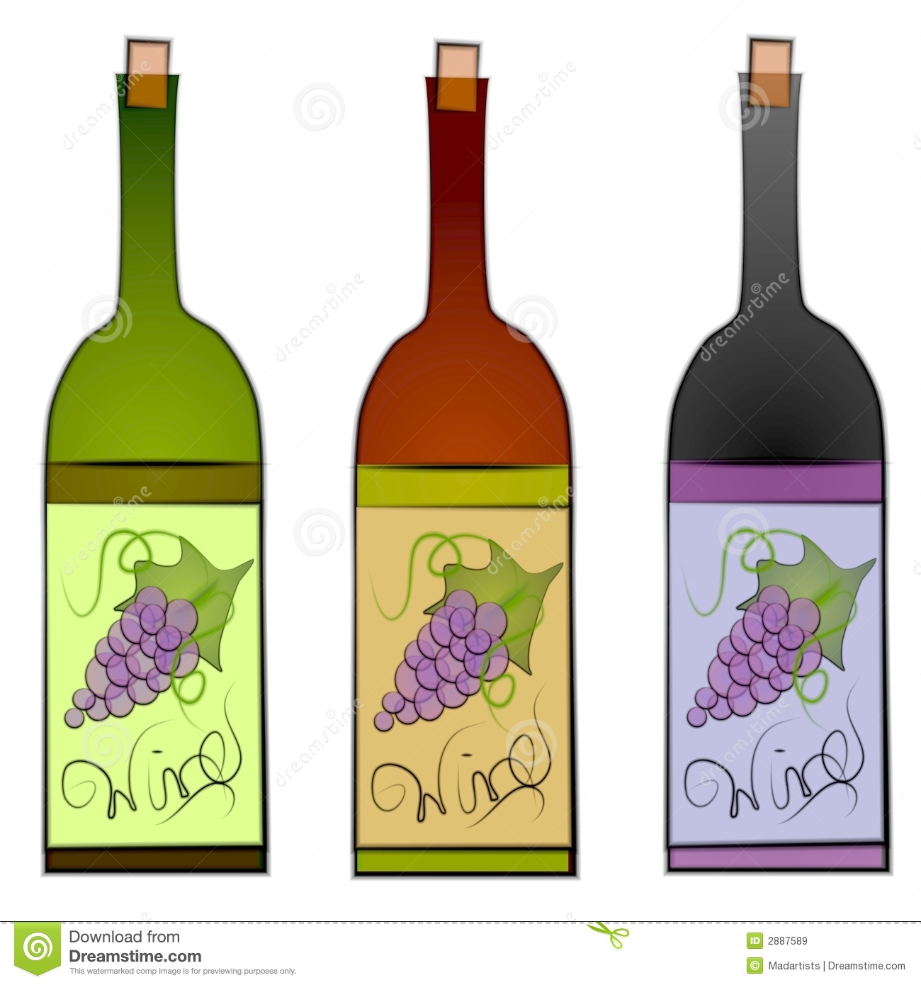 Bottles clipart #17, Download drawings