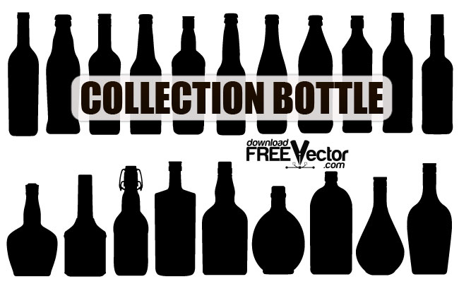 Bottles svg #4, Download drawings
