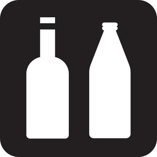Bottle svg #1, Download drawings
