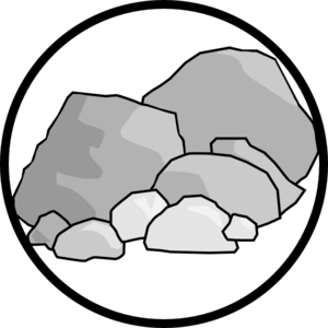 Boulder clipart #3, Download drawings