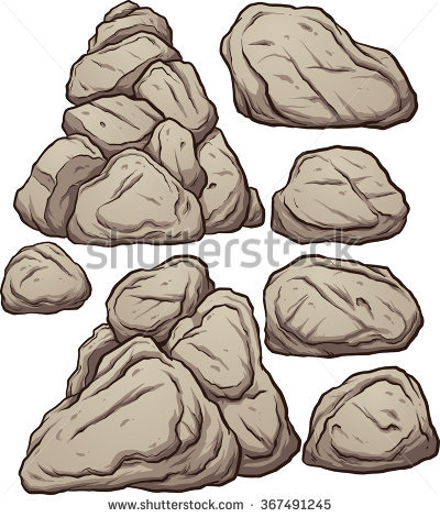 Boulders clipart #8, Download drawings