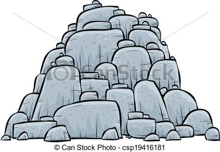 Boulders clipart #13, Download drawings