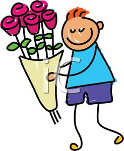 Bouquet clipart #3, Download drawings