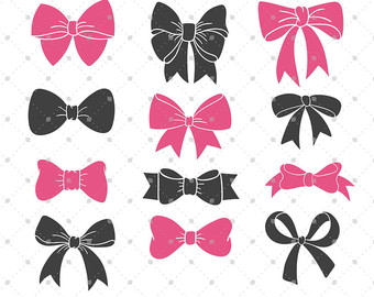 Bow svg #5, Download drawings