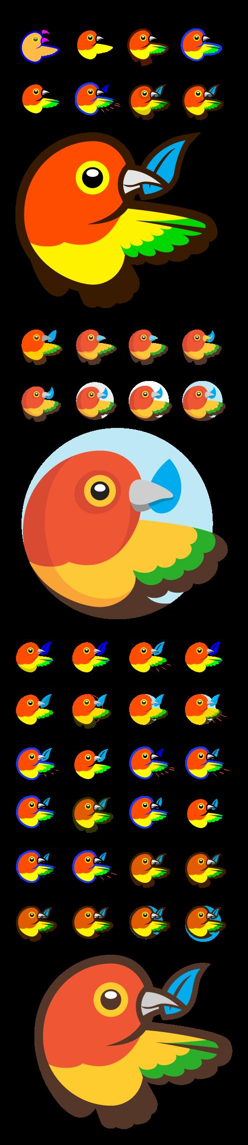Bowerbird svg #7, Download drawings
