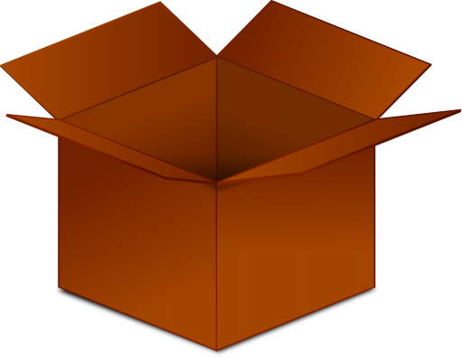 Box clipart #2, Download drawings
