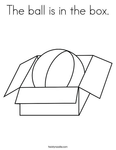Box coloring #5, Download drawings