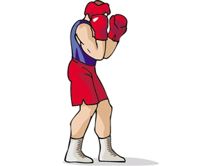 Boxer clipart #3, Download drawings