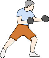 Boxer clipart #10, Download drawings