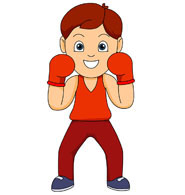 Boxer clipart #4, Download drawings