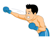Boxer clipart #5, Download drawings