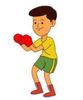 Boxer clipart #13, Download drawings
