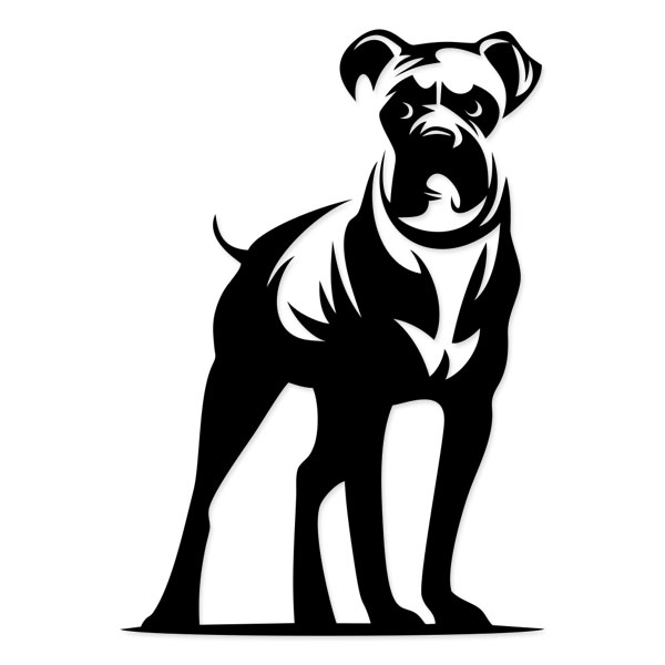 Boxer svg #20, Download drawings