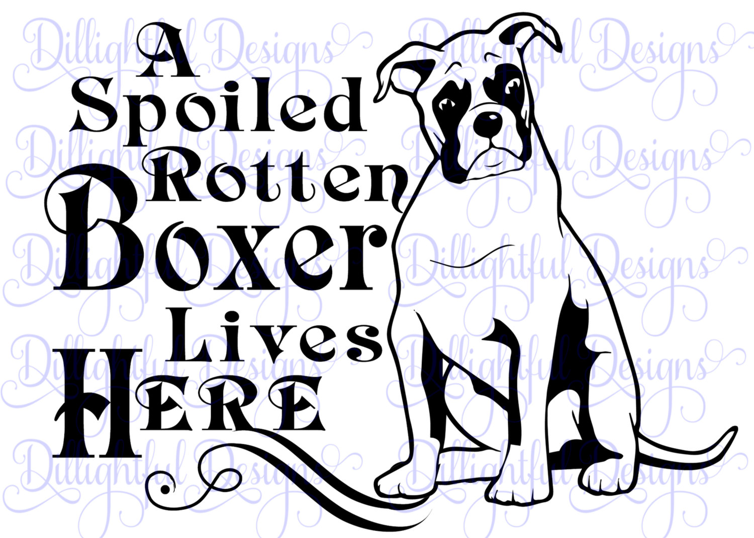 Boxer svg #5, Download drawings