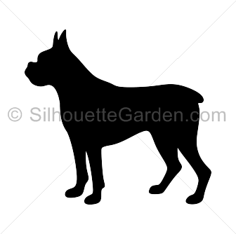 Boxer svg #2, Download drawings