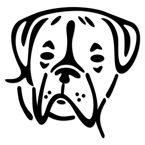Boxer svg #16, Download drawings