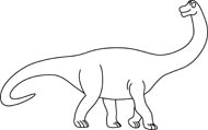 Brachiosaurus clipart #13, Download drawings