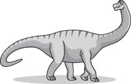 Brachiosaurus clipart #16, Download drawings