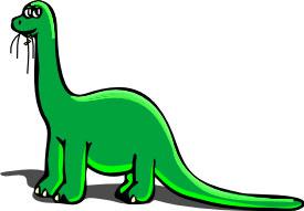 Brachiosaurus clipart #2, Download drawings