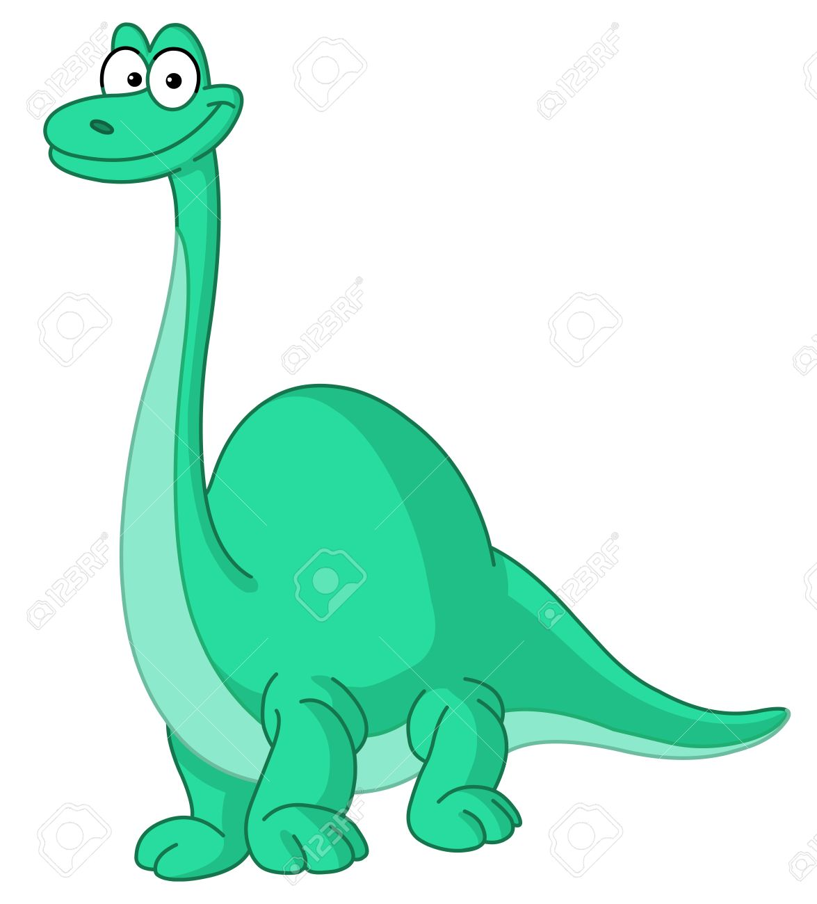 Brachiosaurus clipart #6, Download drawings
