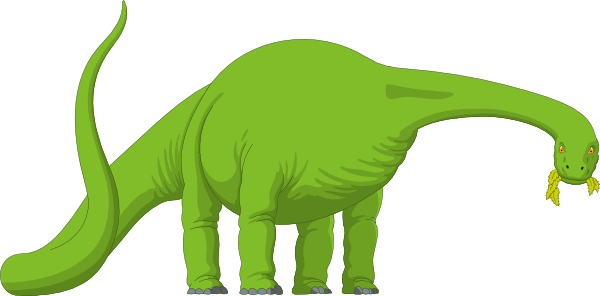 Brachiosaurus clipart #7, Download drawings