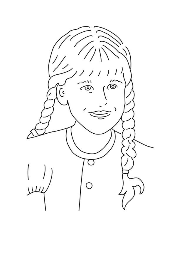 Braid coloring #10, Download drawings