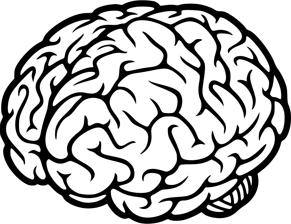 brain svg #1193, Download drawings