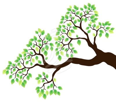 Branch clipart #7, Download drawings
