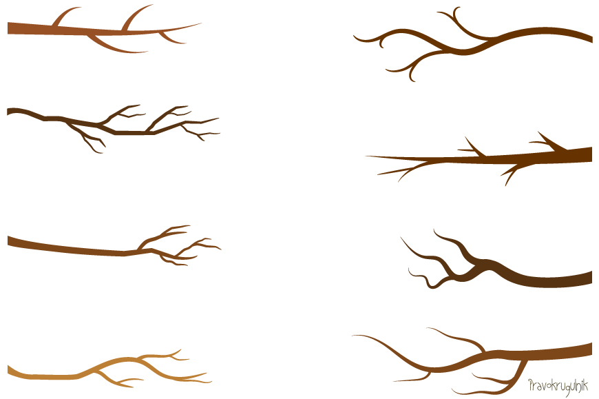 Branch clipart #14, Download drawings
