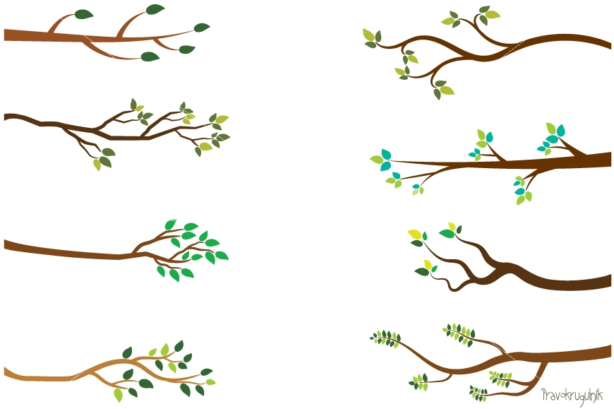Branch clipart #15, Download drawings