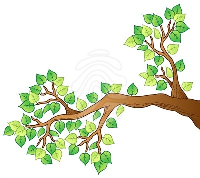 Branch clipart #3, Download drawings