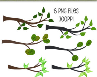 Branch clipart #4, Download drawings