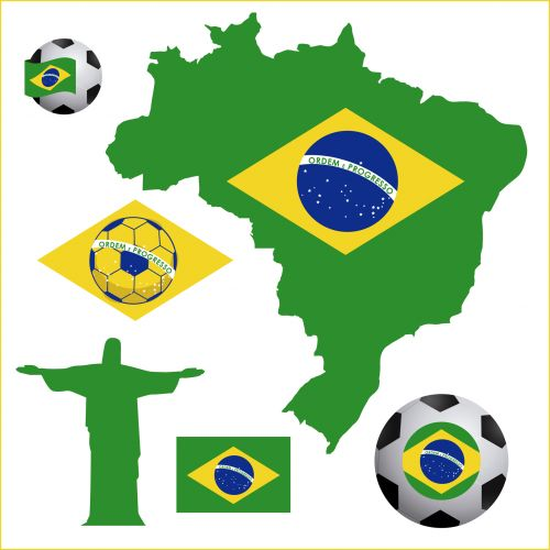 Brasil clipart #8, Download drawings