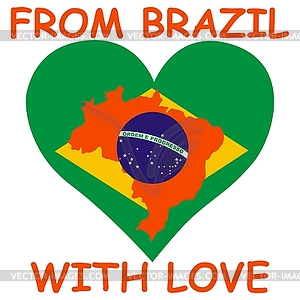 Brazil clipart #13, Download drawings