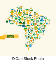 Brazil clipart #16, Download drawings