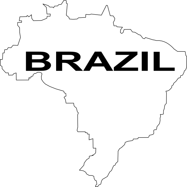 Brasil clipart #4, Download drawings