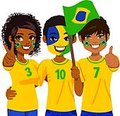 Brazil clipart #19, Download drawings