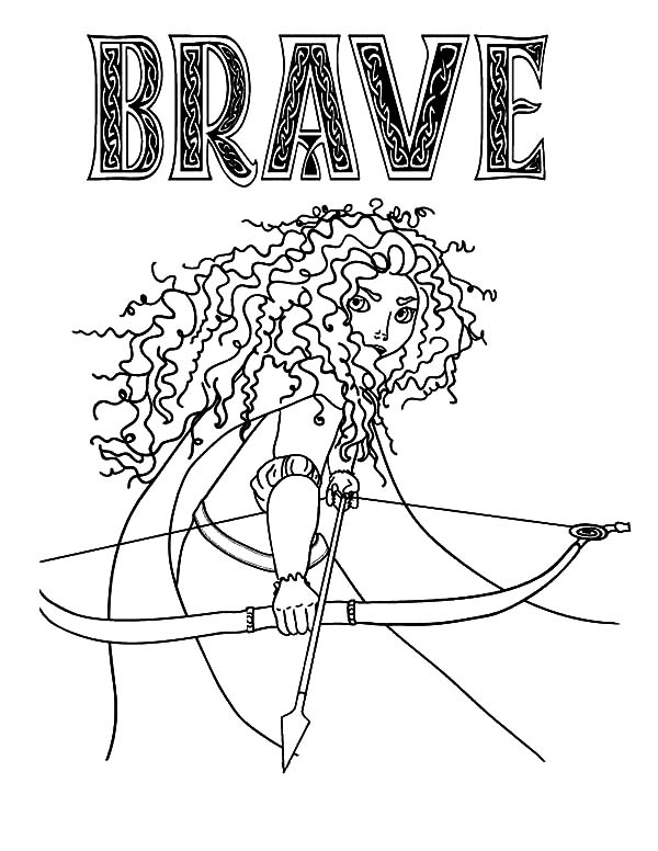 Brave (Movie) coloring #15, Download drawings