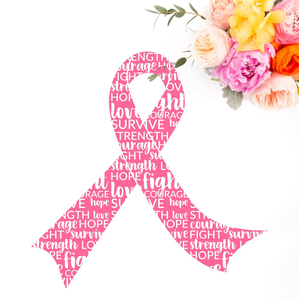 breast cancer ribbon svg free #1161, Download drawings